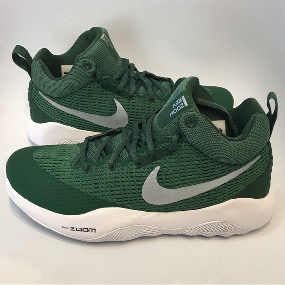 Nike Other - NEW Nike zoom basketball green size 7 1/2